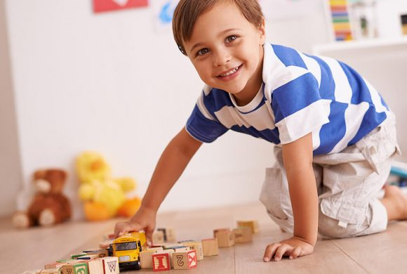 Your Child will Become More Active