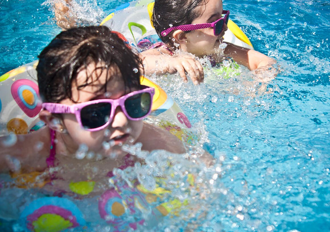 5 Tips  How to teach your Child to Swim